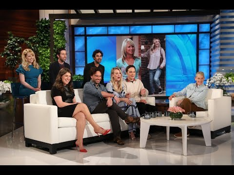 Find Out Which 'The Big Bang Theory' Star Is the Most Emotional as Series End Nears