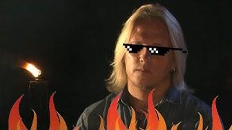 TIS-iltanuotiokooste: Sami Kuronen grillaa taas!