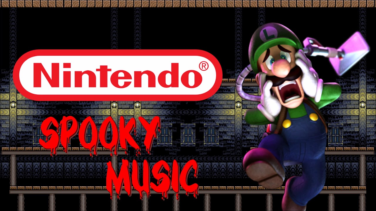 70 Minutes of Spooky and Creepy Nintendo Music
