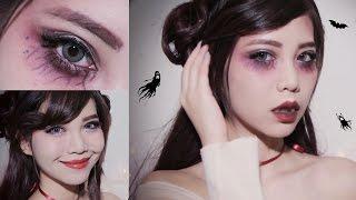 halloween makeup compilation