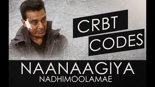 Naanaagiya Nadhimoolamae CRBT Codes | Vishwaroopam 2 | Kamal Haasan | Ghibran