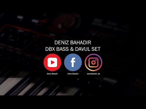 DBX Bass & Davul Set Tanitim