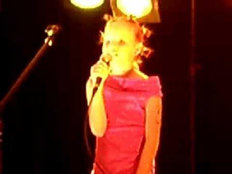 Marlene singt Mercedes Benz von Janis Joplin...