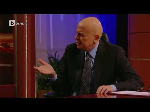 Шоуто на Слави: Нещо лично: гостува проф. Божидар Димитров (1 част)