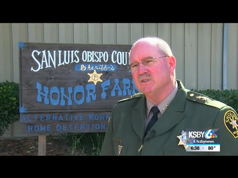 SLO County Sheriff's Chief Deputy Ron Hastie retires after 31 years