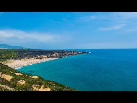 Пляжи Тарифы - Испания, побережье Коста де ла Луз