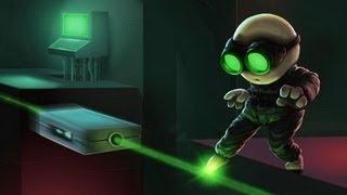 PS Vita - Stealth Inc: A Clone in the Dark Gameplay
