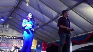 Khai Bahar dan Shima kelihatan berdebar nyanyi bersama!!!