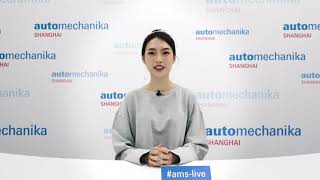 Character strengths found in Automechanika Shanghai 2020