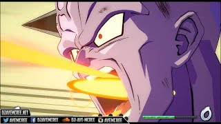 TROLLING WITH CAPTAIN GINYU   DRAGON BALL FIGHTER Z