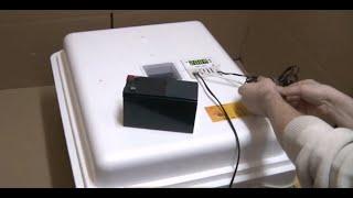 Инкубатор для яиц Несушка автоматический во всём на 100%, настройка, работа с инкубатором(заказать можно на сайте http://lafa.pl.ua., 2015-01-26T22:33:02.000Z)