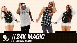 24k Magic - Bruno Mars - Cia. Daniel Saboya (Coreografia)