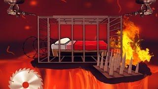 Minecraft Bed Wars - ULTIMATE BASE DEFENSE! (Bed Wars)