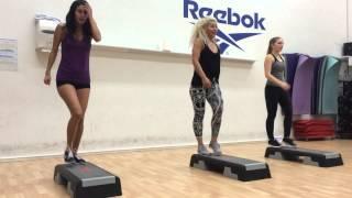 ZUMBA STEP by Tatiana Buckova (Problem - Ariana Grande feat. Iggy Azalea)