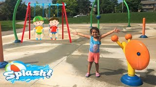 Outdoor playground park fun for kids!! family fun playtime