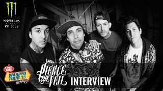 2015 Monster Energy Pit Blog: Pierce The Veil Interview