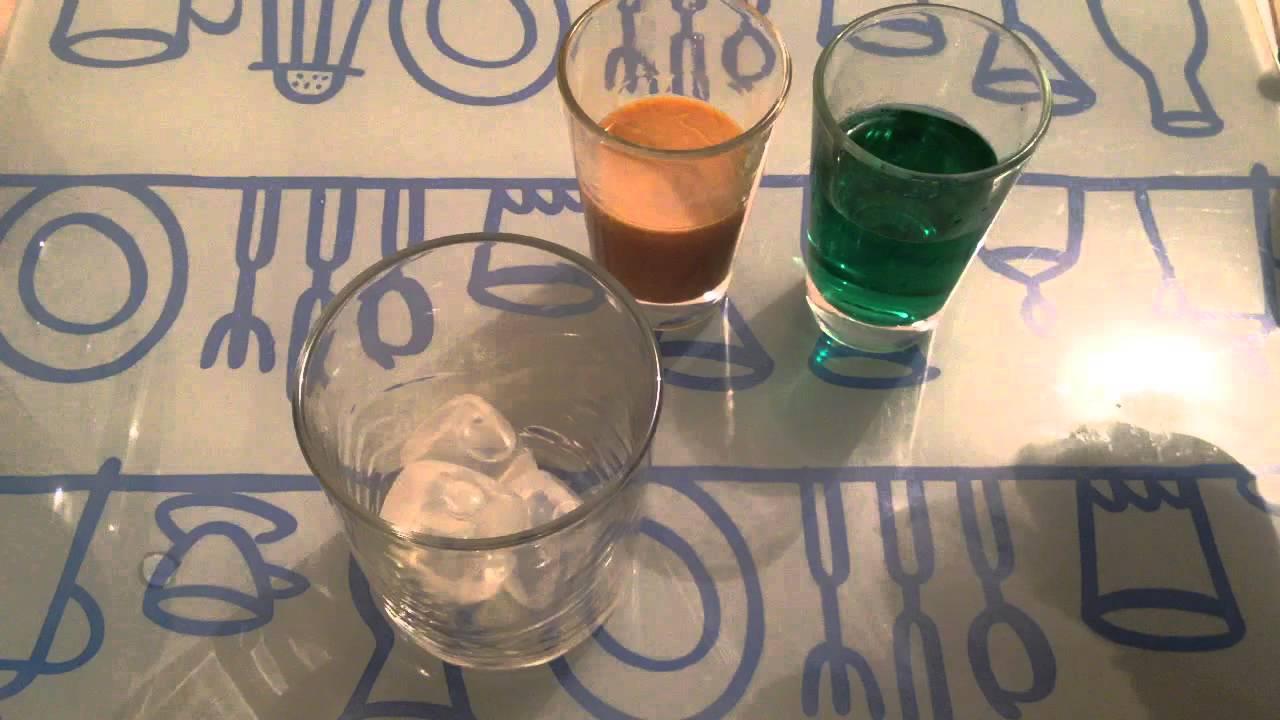 Faire un cocktail e t recette cocktail get 27 baileys for Cocktail get 27