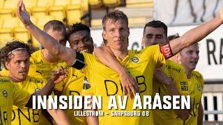 Innsiden av Åråsen: LSK 2-0 S08 | Fort Åråsen!