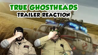 GHOSTBUSTERS: AFTERLIFE - Trailer Reaction & Discussion