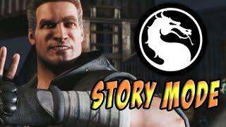 JOHNNY CAGE - Chapter 1: Story Mode Mortal Kombat X