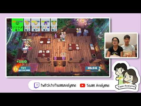 TeamAvelynne Plays Overcooked 2: Campfire Cook-off 3-1 |