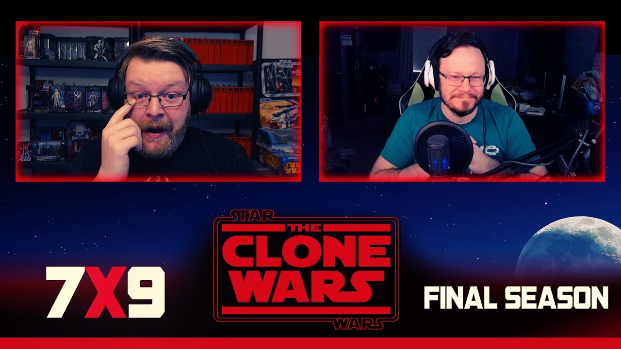 """Download Star Wars: The Clone Wars 7x9 REACTION!! """"Old Friends Not Forgotten"""""""