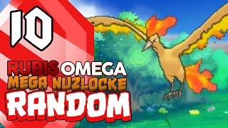 TOUT FEU TOUT FLAMME - Pokémon Rubis Oméga #10 - MÉGA NUZLOCKE RANDOM