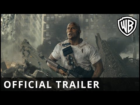 Rampage - Official Trailer 1 - Warner Bros. UK
