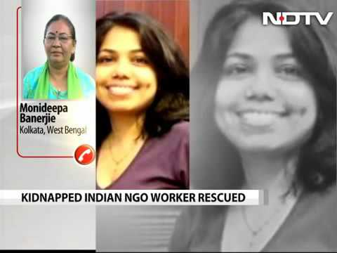 23373 nations Welt NDTV Indian woman kidnapped in Kabul rescued, tweets Sushma Swaraj