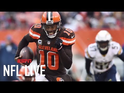 Robert Griffin III 'came pretty close' to playing in 2017 | NFL Live | ESPN
