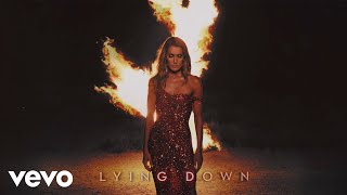 Céline Dion - Lying Down ( Audio)