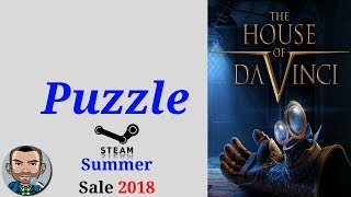 Steam Summer Sale 2018 | Best Puzzle Games
