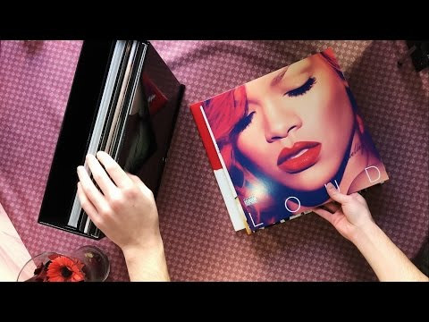 Unboxing   Rihanna - Studio Album Vinyl Box Set