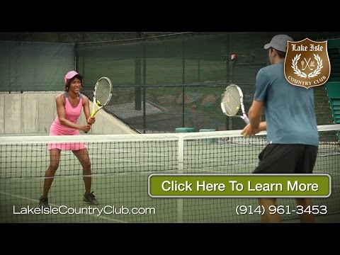 Indoor Tennis Club Westchester NY | Golf and Pool Club | Lake Isle Country Club