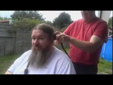 Steve's Shave for Macmillan