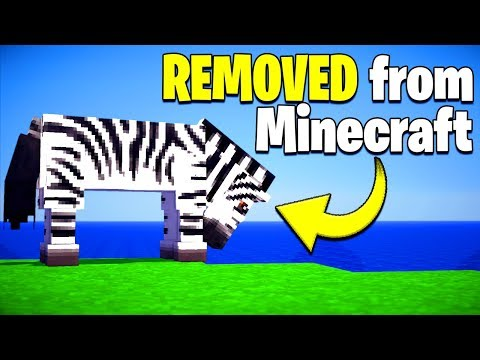 5 Mobs That SHOULD Be in Minecraft