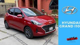 Hyundai Grand I10 2021 - El CityCar Casi Perfecto