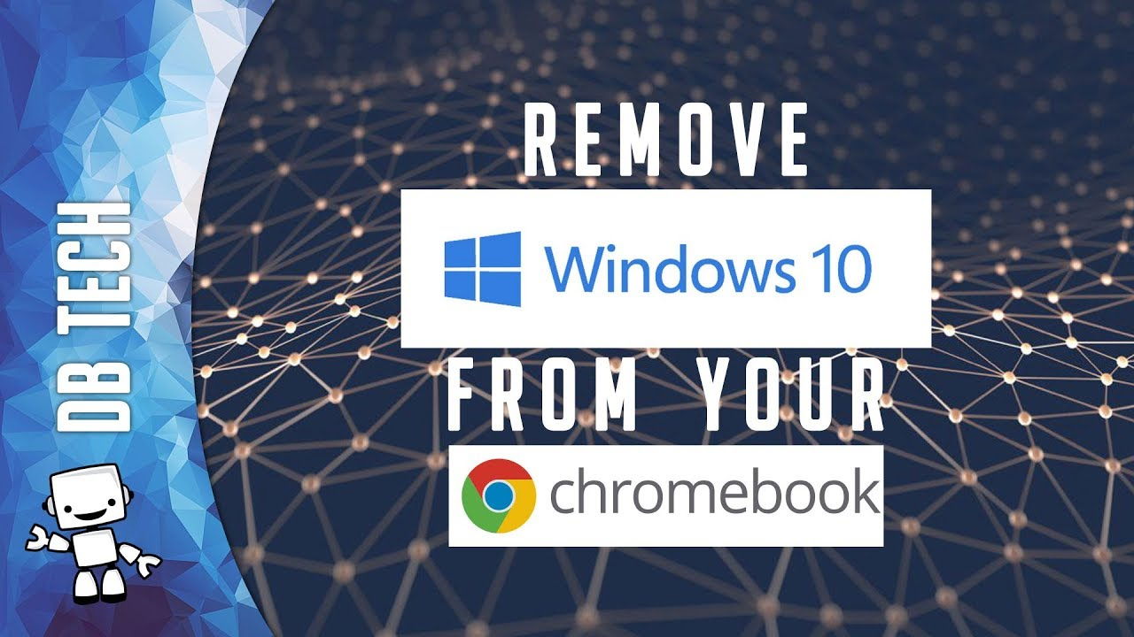 How To REMOVE Windows and Restore Your Chromebook