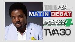 EMISSION MATIN DEBAT ( 5 JUIN 2020 )  Radio Tele Eclair