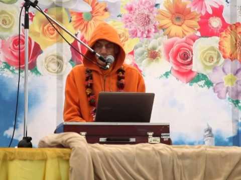 Шримад Бхагаватам 1.2.20 - Тривикрама Свами
