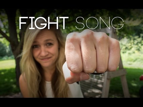 Fight Song | Rachel Platten (cover)