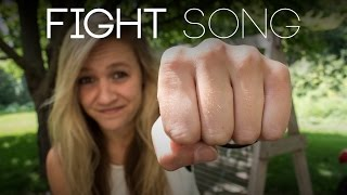 Fight Song | Rachel Platten (cover)
