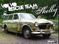 The Volvo Rescue buys a 1967 122s Amazon - Episode 1
