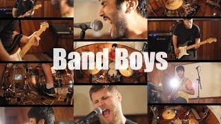 Band Boys - O Congo da Cidade Perdida