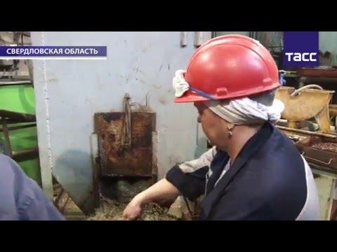 Полезные ископаемые на территории России