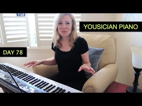 yousician piano day 78 youtube. Black Bedroom Furniture Sets. Home Design Ideas
