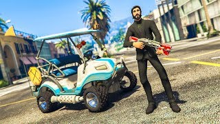 FORTNITE MOD IN GTA 5! - (GTA 5 Mods Funny Moments)
