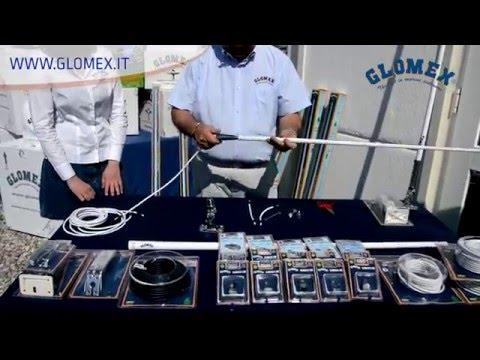 Linea Glomeasy di Glomex, antenne marine VHF, FM, AIS e DAB per barche a motore - p.3