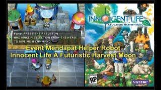 Event Mendapat Helper Robot   Innocent Life A Futuristic Harvest Moon #4