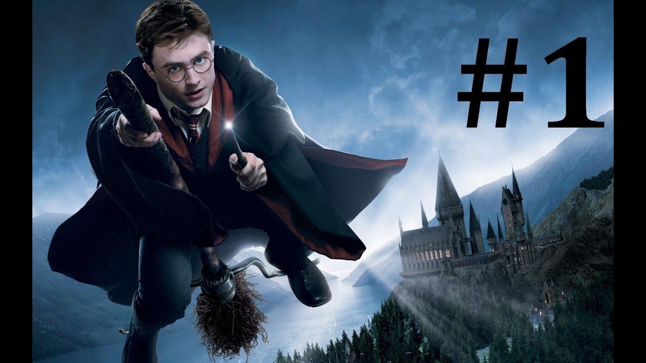 Гарри Поттер и Кубок Огня #1 - YouTube